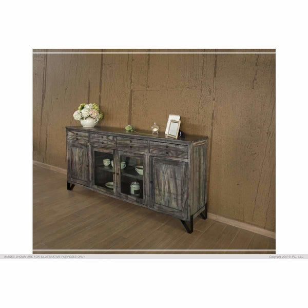 Moro 80 Tv Stand - ENTERTAINMENT CONSOLE