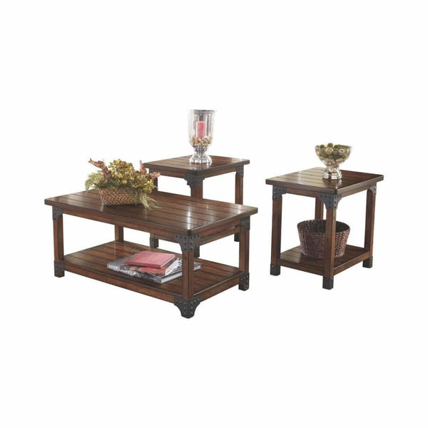 Murphy 3PC Coffee Table - COFFEE TABLE