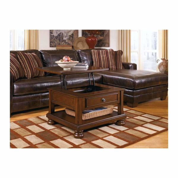 Porter Lift-Top Coffee Table - COFFEE TABLE