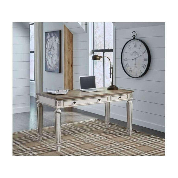 Realyn Home Office Desk - Office Desk