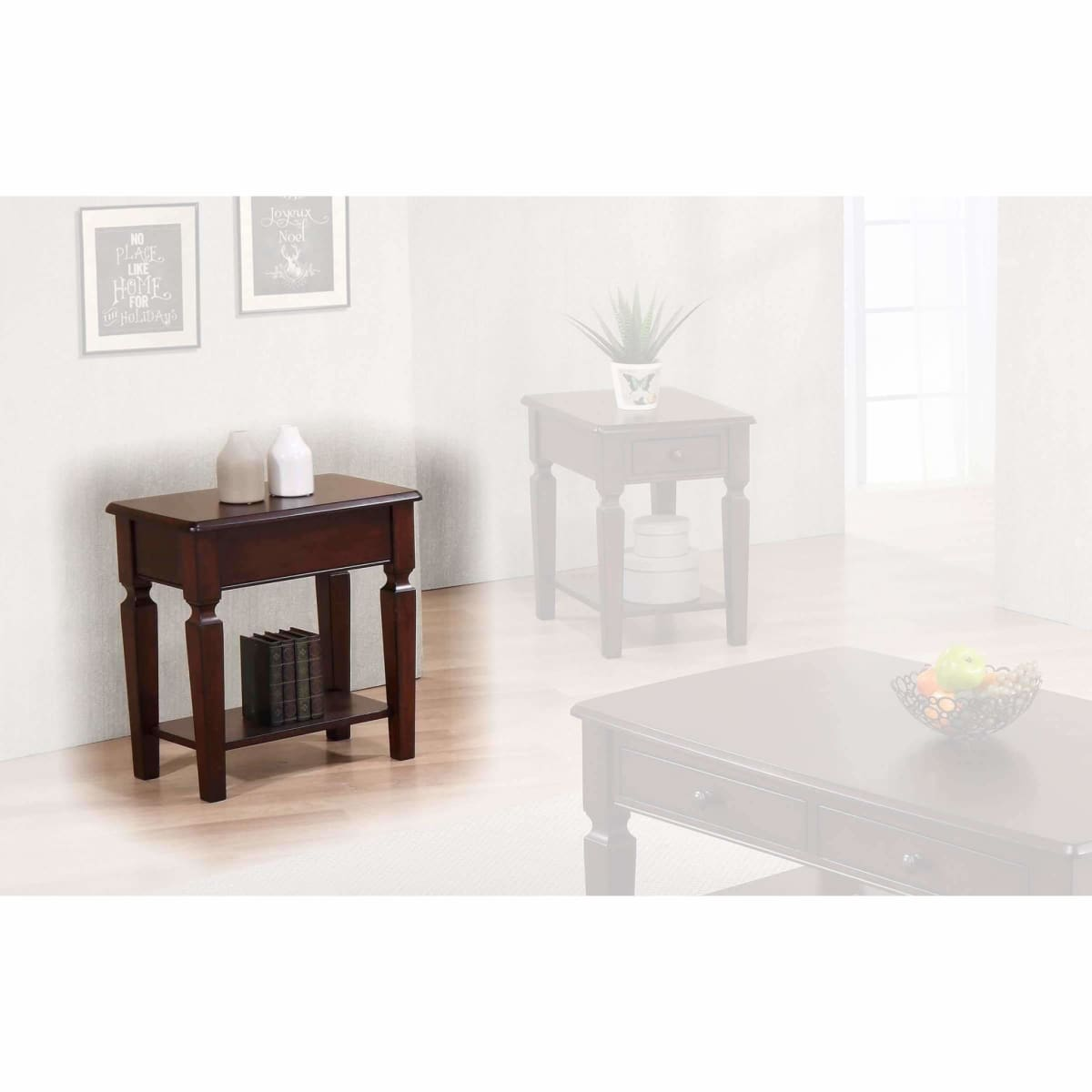Santa Fe 14 Lamp Table - accent tables