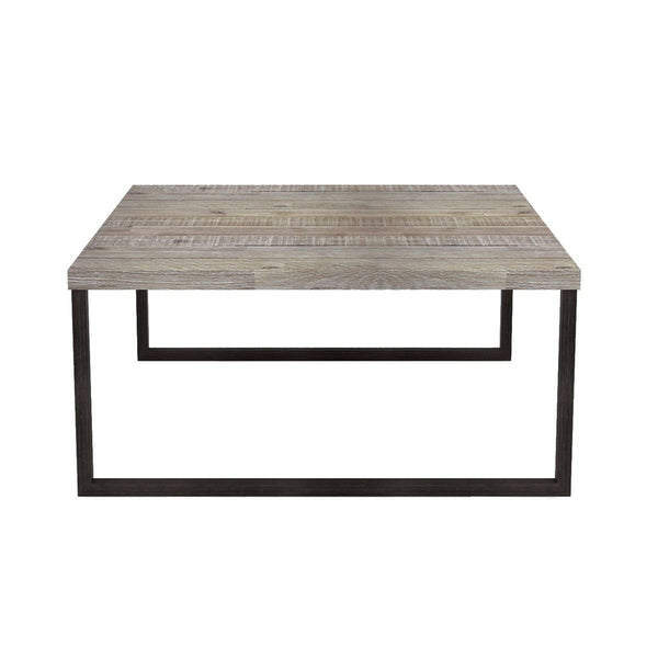 Tallie Square Coffee Table - COFFEE TABLE