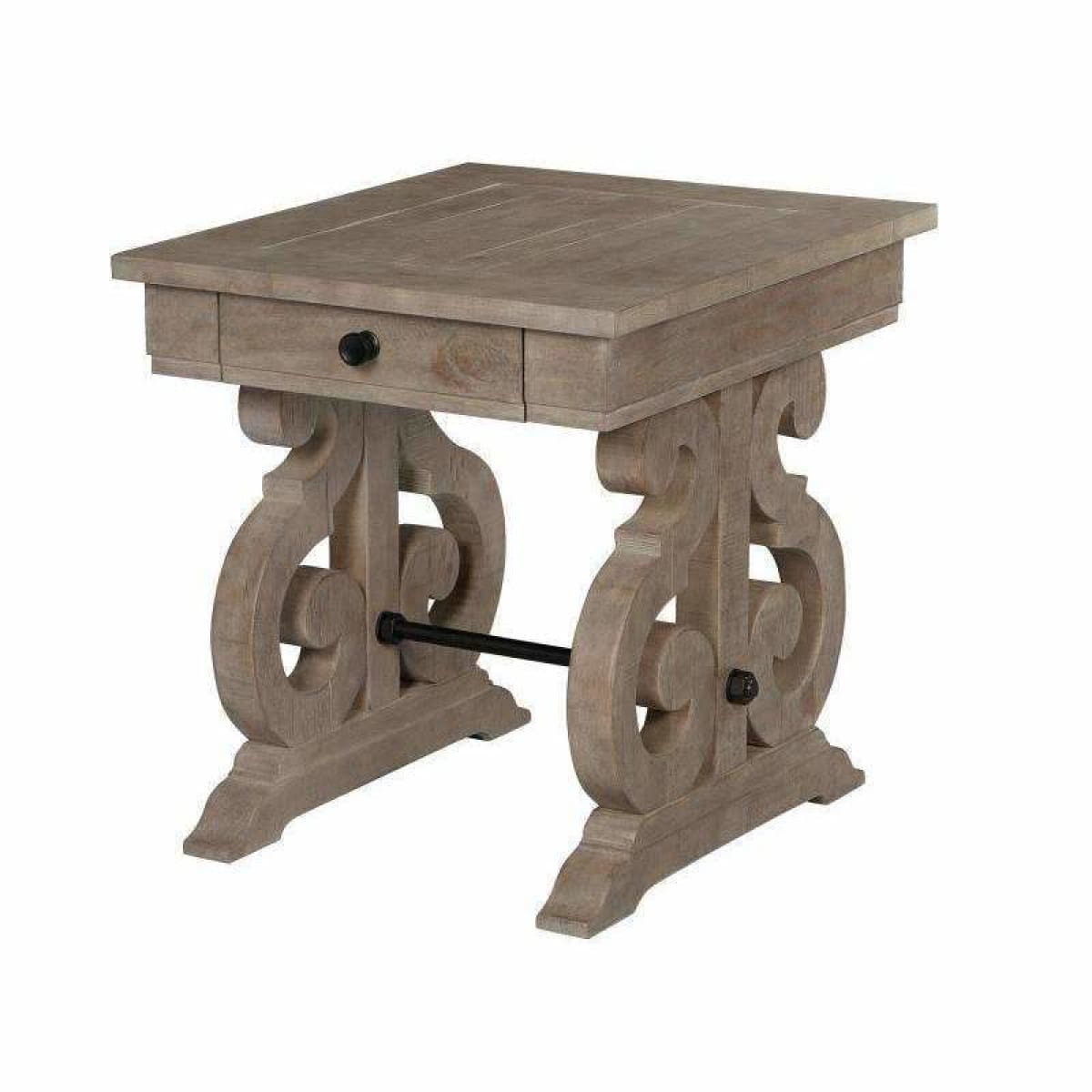 Tinley Park Rectangular End Table - END TABLE/SIDE TABLE