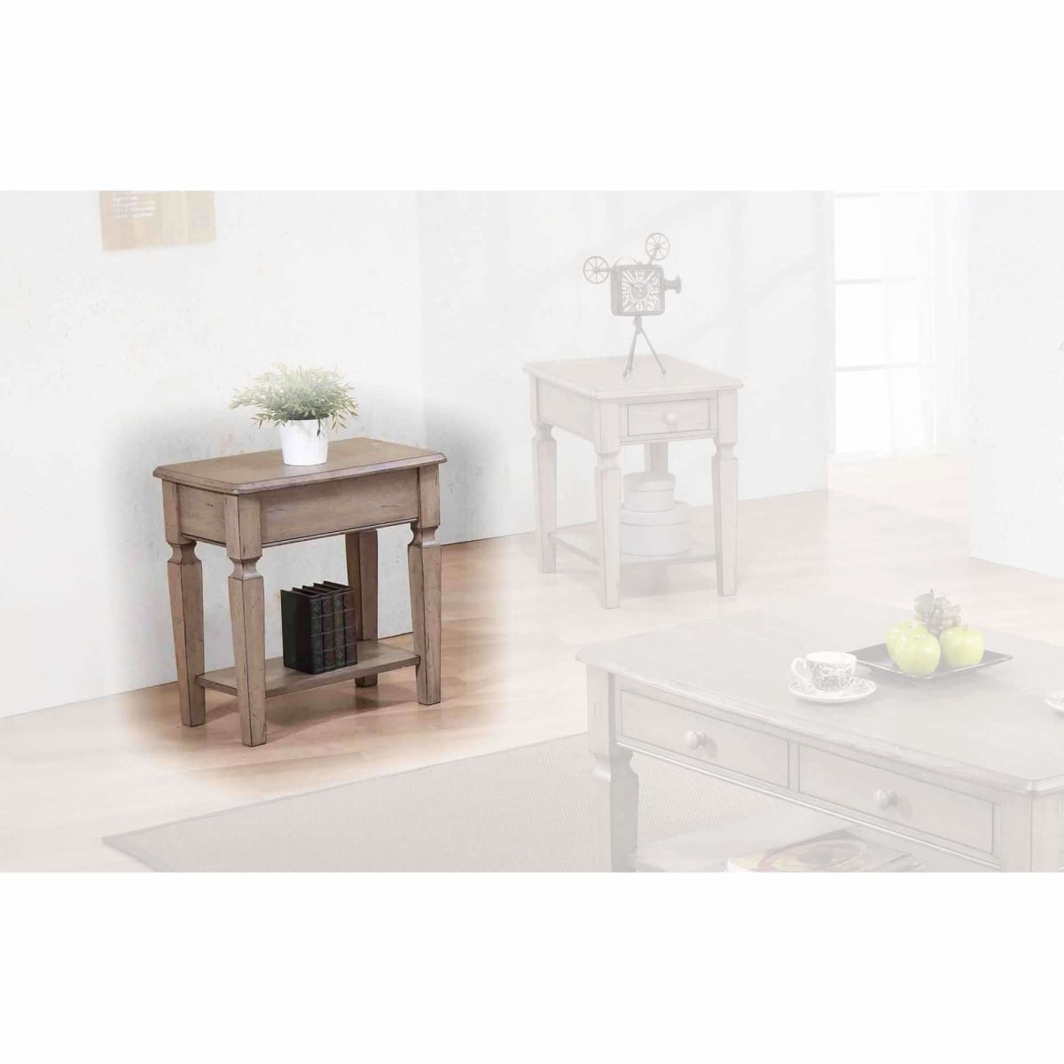 Ventura 14 Lamp Table - END TABLE/SIDE TABLE