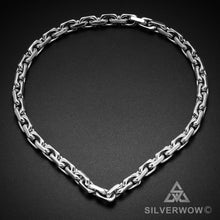 10mm Chain Link Necklace