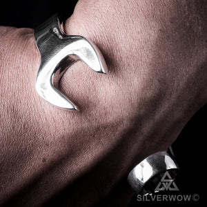 Heavy Spanner Wrench Bangle 13mm