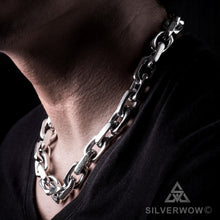 15mm Chain Link Necklace - Heavier Version