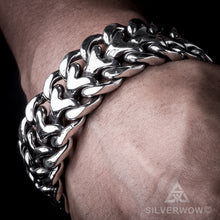 Herringbone Bracelet x 25mm