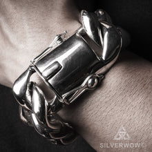 Cuban Bracelet - 35mm Thick & Heavy