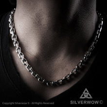 8mm Chain Link Necklace
