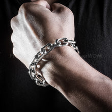 12mm Chain Links Bracelet