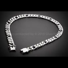 15mm Figaro Link Necklace Chain