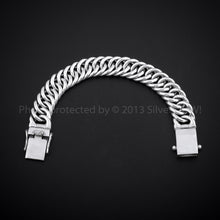 Hoop Link Bracelet x 20mm Wide