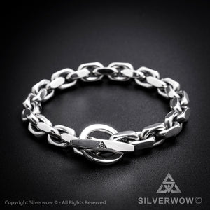 T-Bar, Toggle Chain Bracelet