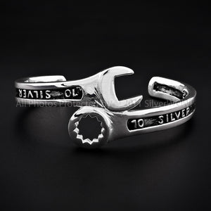 Heavy Spanner Bangle