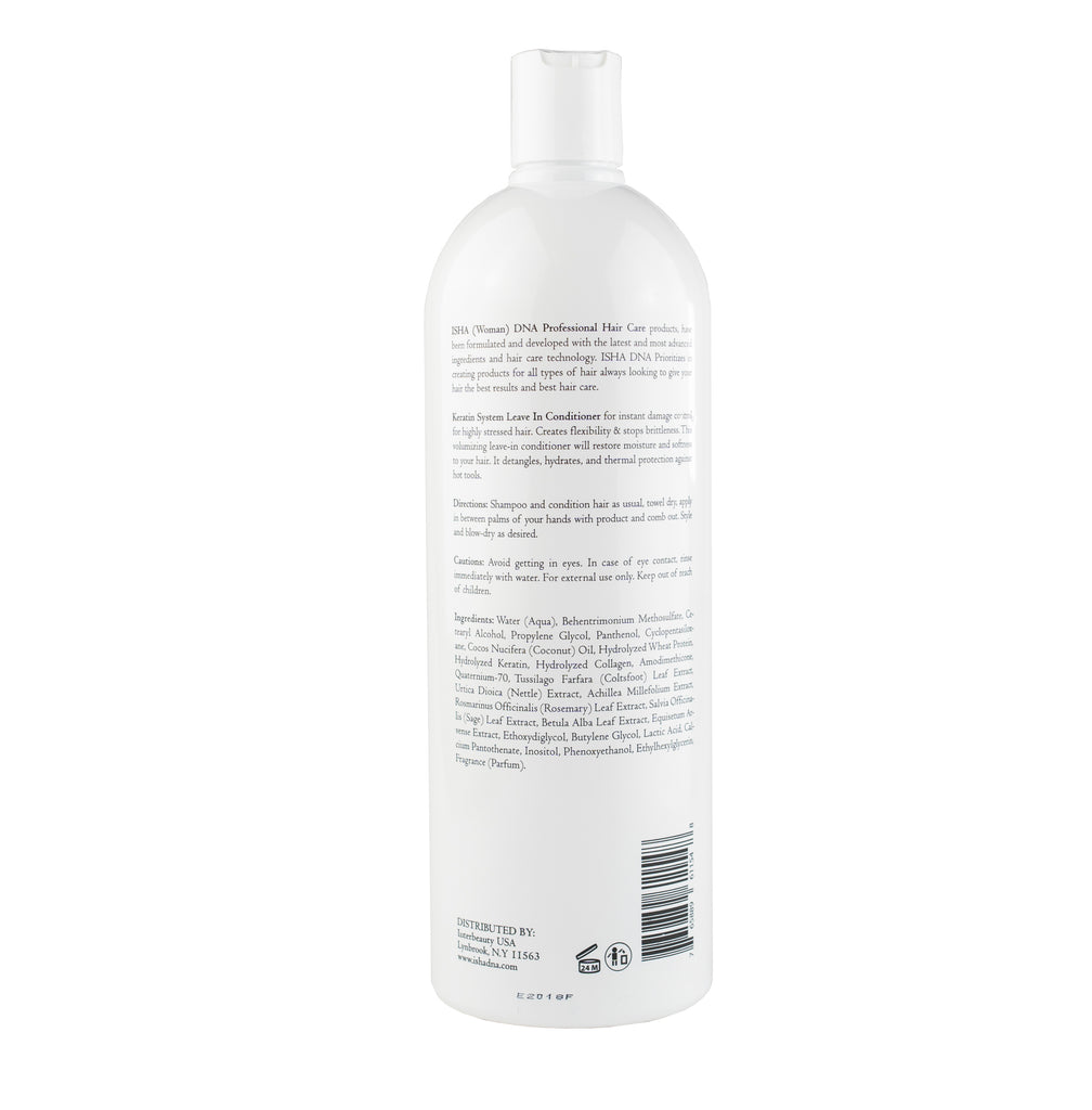 ISHA DNA Keratin System Leave In Conditioner