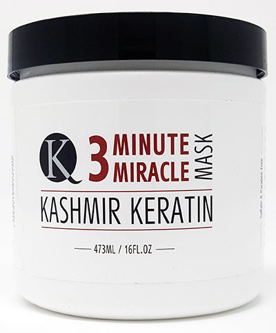 Kashmir Keratin 3 Minute Miracle Treatment Mask