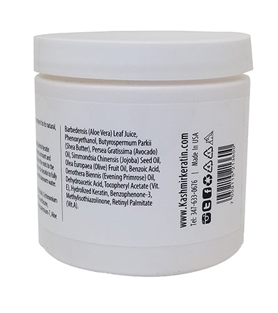 Kashmir Keratin Ceramic Hair Mask For Damaged And Dry Hair