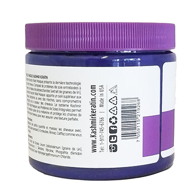Kashmir Keratin Purple Mask 16 oz
