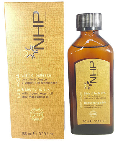 NHP Nutri Argan Beautifying Elixir