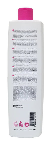 NHP Extra Volume Shampoo Volumizing with Bamboo Extract Paraben Sulfate Free