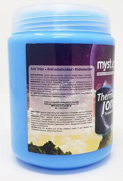 Mystic Thermo Ionic Anti Frizz Capillary Treatment Mask 35.27 Oz