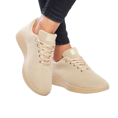Sneakers Joy Colors Beige