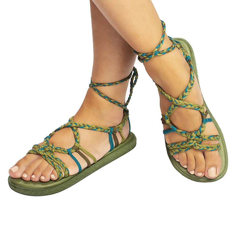 Sandals Braided Burberry