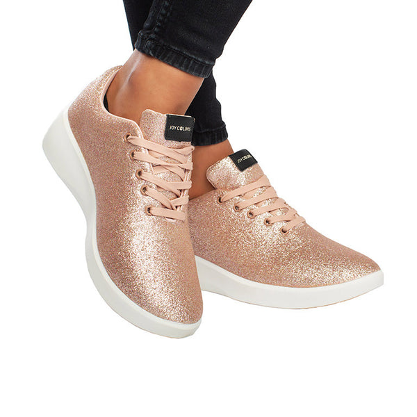Sneakers Joy Colors Glitter