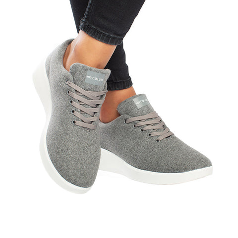 Sneakers Joy Colors Grey