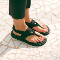 Sandals Classic Terracota