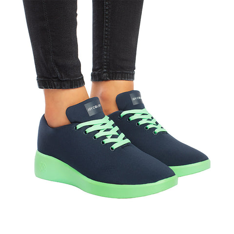 Sneakers Joy Colors Mint