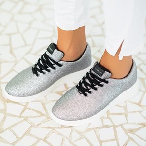 Sneakers Joy Colors Silver