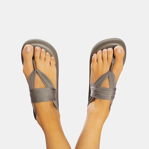 Sandals Classic Taup