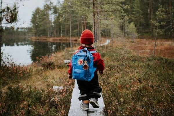 fjallraven kids back pack