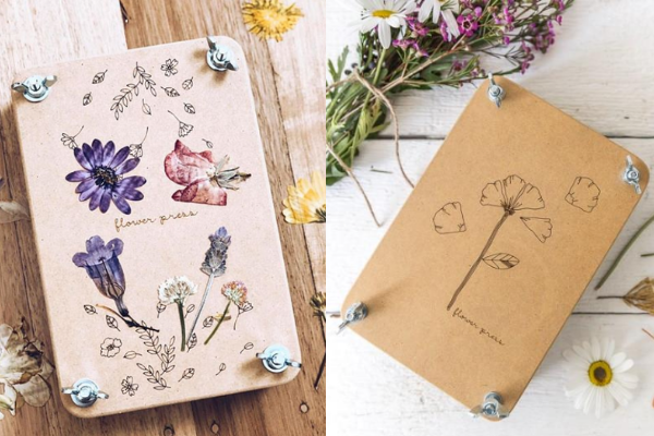 the small folk flower press outdoor adventure summer gift guide