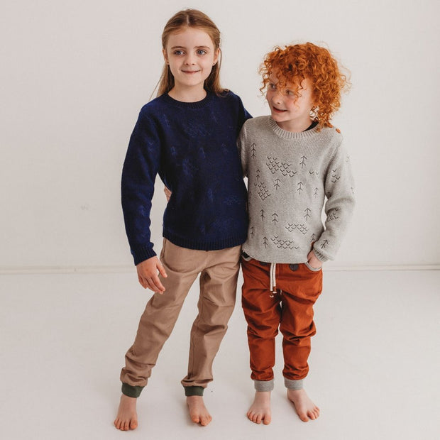 Wild Island Co Discoverer Kids Pants for girls + boys, Wild Island, sand/khaki (1-8Y) Kids and Adults Quality Clothing Designed in Tasmania Australia 14