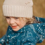 Wild Island Co Kids Beanie for boys + girls, cotton knit, Wild Island, Beech (2-9Y) Kids and Adults Quality Clothing Designed in Tasmania Australia 10