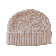 Wild Island Co Kids Beanie for boys + girls, cotton knit, Wild Island, Beech (2-9Y) Kids and Adults Quality Clothing Designed in Tasmania Australia 3