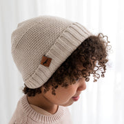 Wild Island Co Kids Beanie for boys + girls, cotton knit, Wild Island, Beech (2-9Y) Kids and Adults Quality Clothing Designed in Tasmania Australia 6
