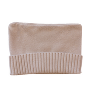 "Wild Island Co Knitted Baby Beanie ""Thylacine Beanie"" by Wild Island, beech (0-2Y) Kids and Adults Quality Clothing Designed in Tasmania Australia 3"