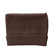 "Wild Island Co ""Thylacine"" Knitted Baby Beanie, Wild Island, walnut brown (0-2Y) Kids and Adults Quality Clothing Designed in Tasmania Australia 3"