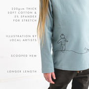 Wild Island Co Kids and Adults Quality Clothing Designed in Tasmania Australia 4