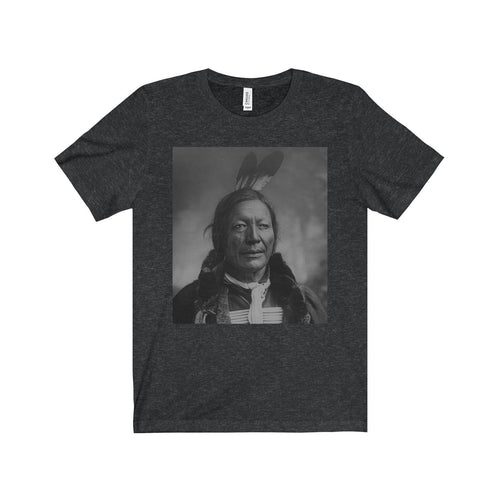 Unisex Native Chief Short Sleeve Tee