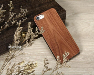 Bamboo Wooden iPhone Case