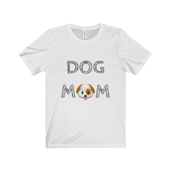 Unisex Dog Mom Short Sleeve Tee
