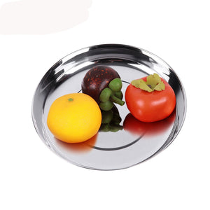 Outdoor Stainless Steel Plate (6.97 inch)