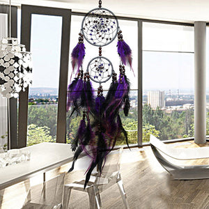 Handmade Dream Catcher Wind Chime