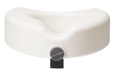 Raised Toilet Seat, Without Arms