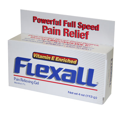 Flexall® Topical Analgesic